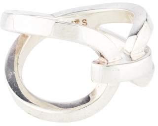 Hermes Open Knot Ring