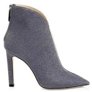 82a0330f76d Jimmy Choo Women s Bowie Glitter Stiletto Booties
