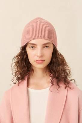 Mansur Gavriel Cashmere Ribbed Hat
