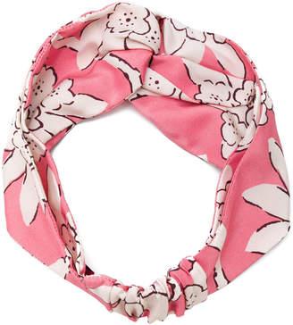 Valentino floral print hairband