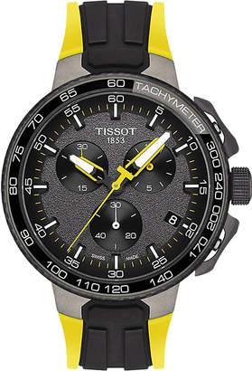 Tissot T-Bike stainless steel watch