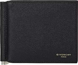Givenchy Men's Eros Money Clip Billfold - Black
