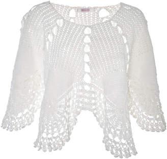 Nevenka Crafted With Pride Handmade Cotton Crochet Shrug