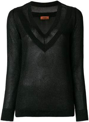 Missoni v-neck sweater