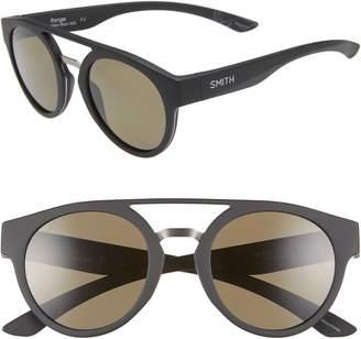 Smith Range 50mm ChromaPop(TM) Polarized Sunglasses