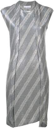 Paco Rabanne sleeveless shift dress