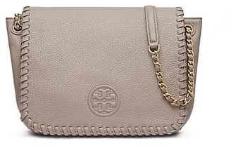 Tory Burch Marion Small Flap Shoulder Bag $450 thestylecure.com
