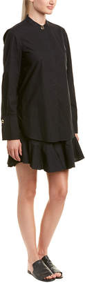 Derek Lam 10 Crosby 2-In-1 Shirtdress