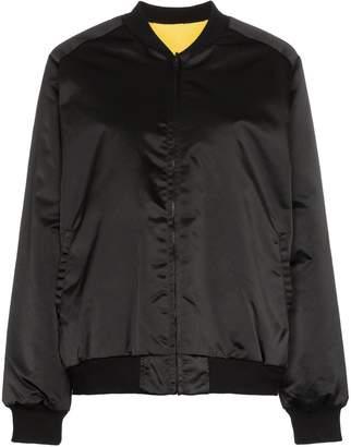 Ten Pieces x Rude reversible appliquéd bomber jacket