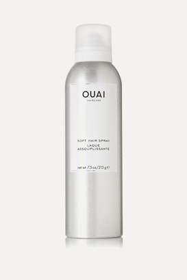 Ouai Haircare - Soft Hair Spray, 213g - Colorless $26 thestylecure.com
