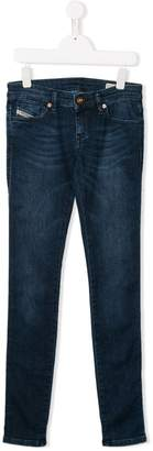Diesel TEEN skinny stretch jeans