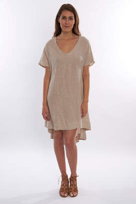 Sagaform Linen High-Low Dress
