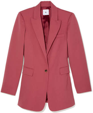 G. Label Keating Single-Button Blazer