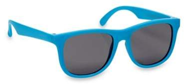 Baby Opticals by HipsterkidTM Tinted Lens Sunglasses in Neon Blue