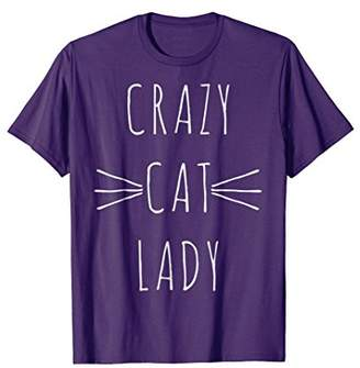 Crazy Cat Lady T-shirt cute kitten shirts