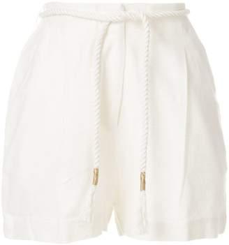 Antik Batik belted short shorts