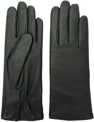 Filippa K Filippa-K Touch ruched gloves