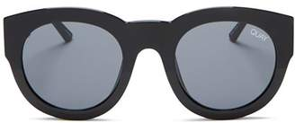 Quay Women's If Only Round Sunglasses, 50mm