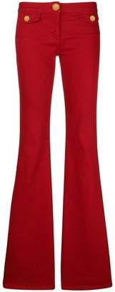 Balmain wide-leg jeans