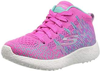 Skechers Girls' Burst-Divergent Sneaker
