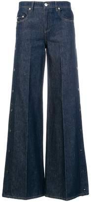 RED Valentino denim flared jeans