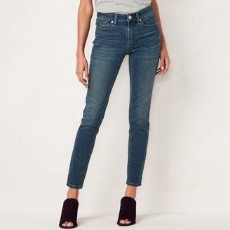 Lauren Conrad Petite Feel Good Midrise Skinny Jeans