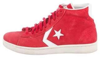 Converse Suede High-Top Sneakers