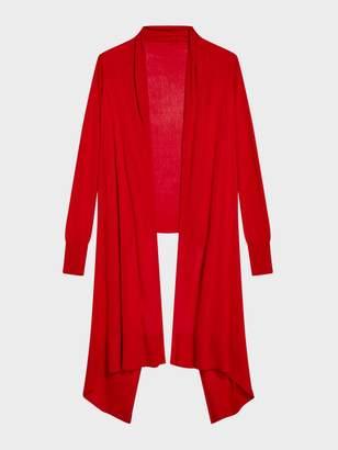 DKNY Long Sleeve Cozy Cardigan