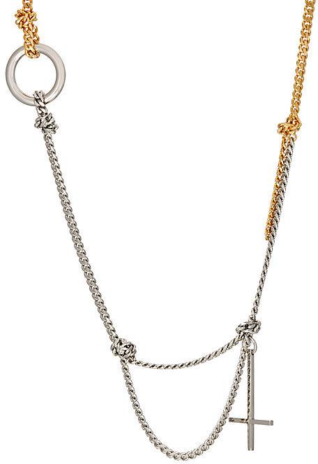 Alexander WangAlexander Wang Women's Cross Charm Necklace