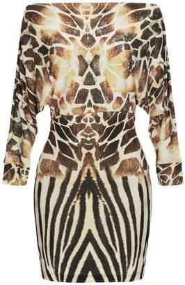 Plein Sud Jeans Short dresses - Item 34920633MF