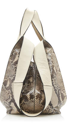 Loewe Hobo Tote Bag with Snake