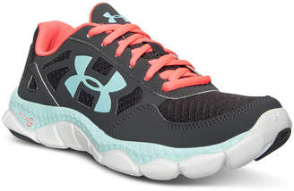 Under Armour Women's Engage BL Running Sneakers from Finish Line $79.99 thestylecure.com