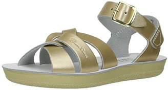 Salt Water Sandals by Hoy Shoe Girls' Sun-San Swimmer Flat
