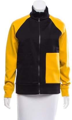 Joseph Colorblock Scuba Jacket