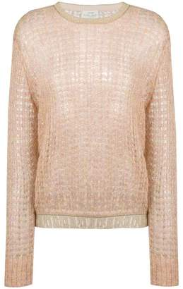 Forte Forte eyelet knit sweater