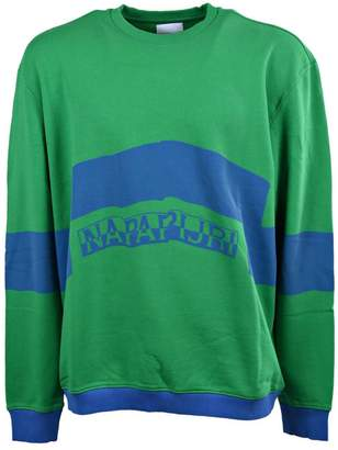 Napapijri Block Color Sweatshirt