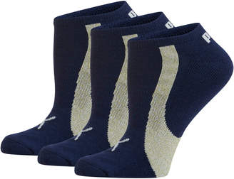 Womens No Show Socks (3 Pack)