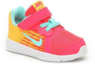 Nike Downshifter 8 Toddler Sneaker - Girl's