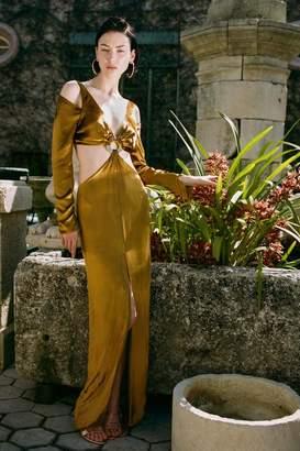 Cult Gaia Priya Dress - Gold (PREORDER)