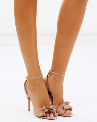 Spurr Rosella Ruffle Heels