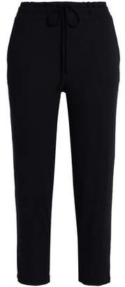 Skin Ribbed-Knit Pajama Pants