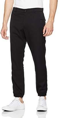 Calvin Klein Jeans Men's GALF Jogging Pant Trouser, (Tommy Black 099), (Size: X-Large)