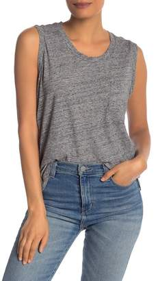 Madewell Pocket Knit Muscle Tank