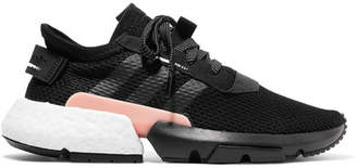 adidas Pod-s3.1 Suede-trimmed Primeknit Sneakers