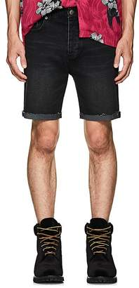 Ksubi Men's Chopper Denim Cutoff Shorts