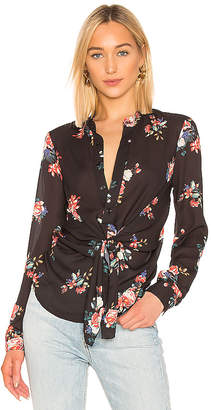Central Park West Sanctuary Tie Waist Blouse