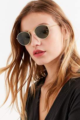 Vintage Moment Round Sunglasses