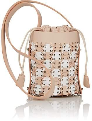 Paco Rabanne Women's 14#01 Mini Leather Bucket Bag