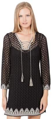 Hale Bob Libera Crochet Dress