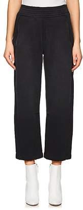 Current/Elliott Women's The Barrel Cotton Terry Sweatpants